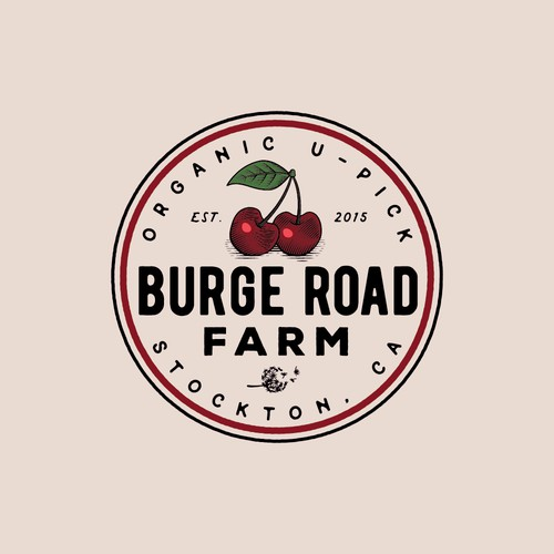 Organic farm needs a sick logo.