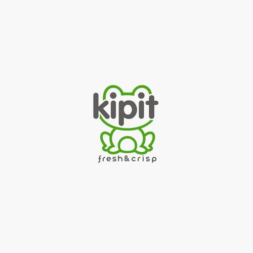 KIPIT logo design
