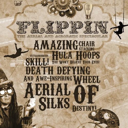 FLIPPIN Poster