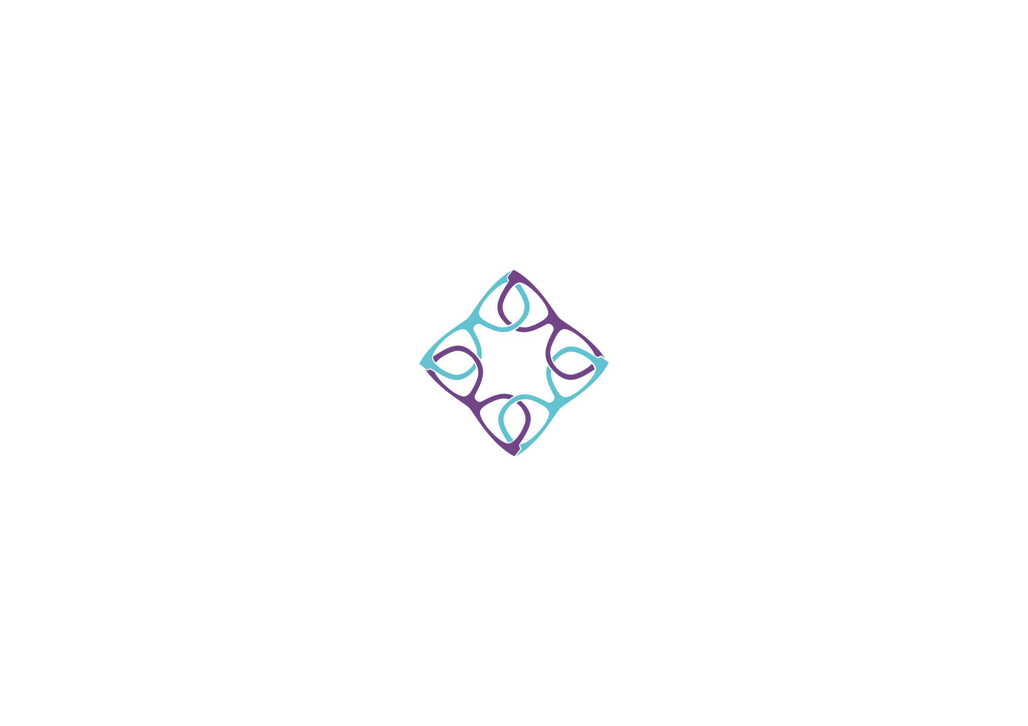 Unique logo for eldery glasses service