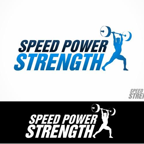 create a unique distinctive logo for a premium strength training facility