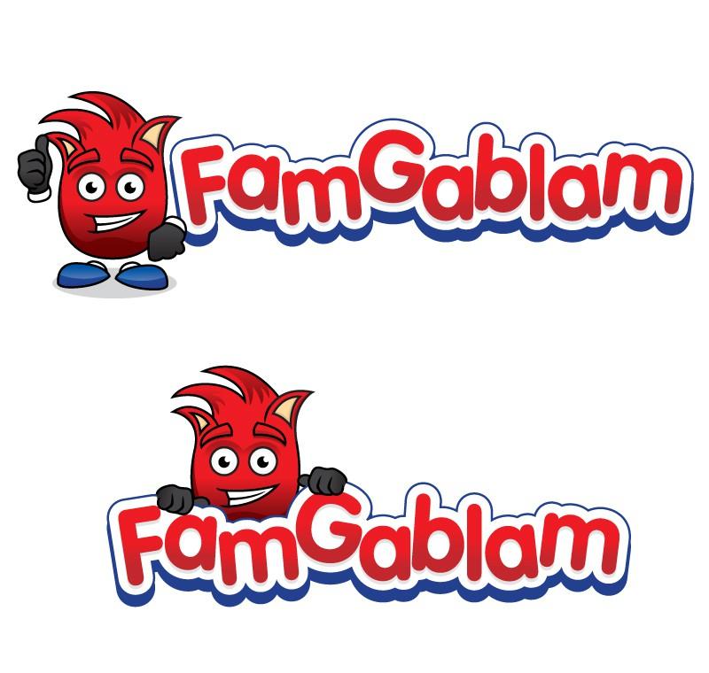 logo for FamGablam