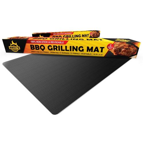BBQ Grilling Mat