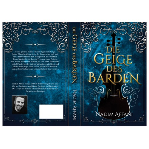 Book Cover Bard's Violin