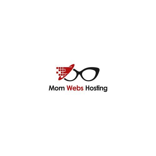 Logo for Mom Web Hosting