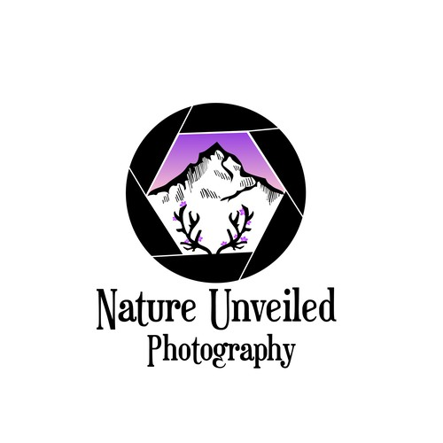 Nature photography design