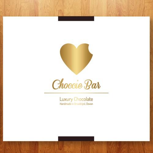 Help Choccie Bar with a new logo