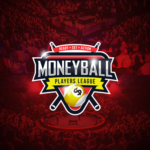Sports Logo for MoneyBall Players League