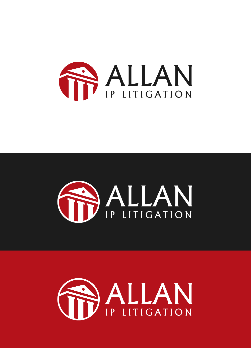 New logo for lawyer