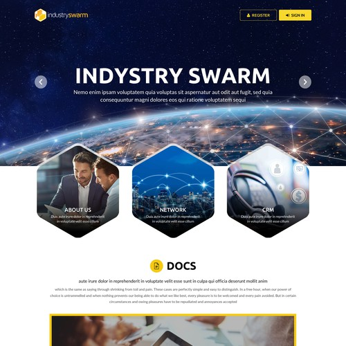 IndustrySwarm