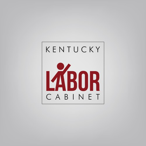 Simple logo for a Labor Cabinet