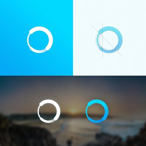 Aura health app icon