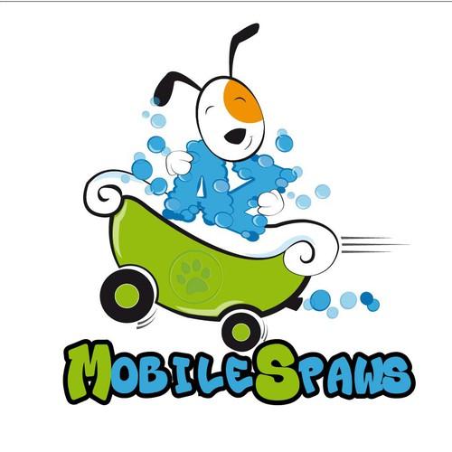 Proposta logo mobile spaws