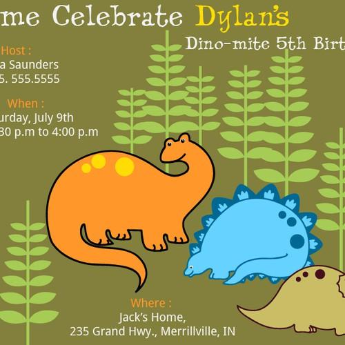 创建一个在线生日聚会邀请