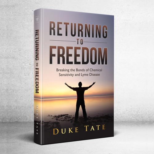 """Cover Book """"Returning To Freedom"""""""