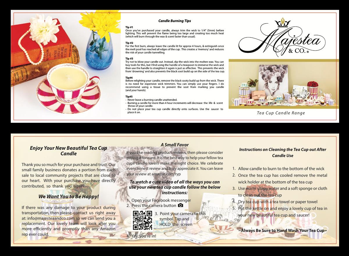 Majestea and Co Brochure