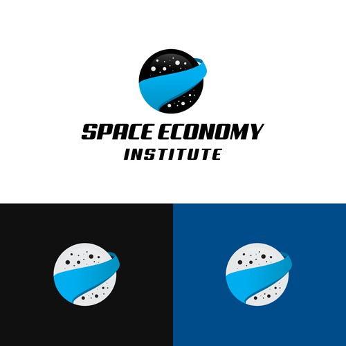 Modern logo for the Space Economy Institute