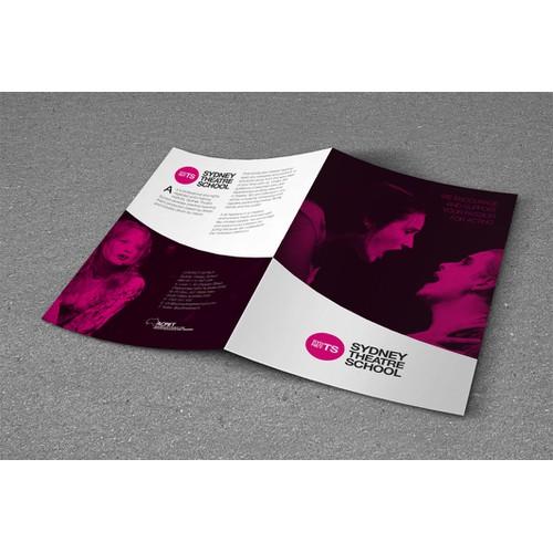 Sydney Theatre School Brochure