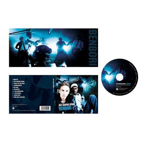 CD Music Cover