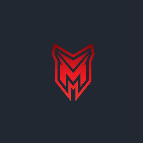 Logo design for motorcycle helmets