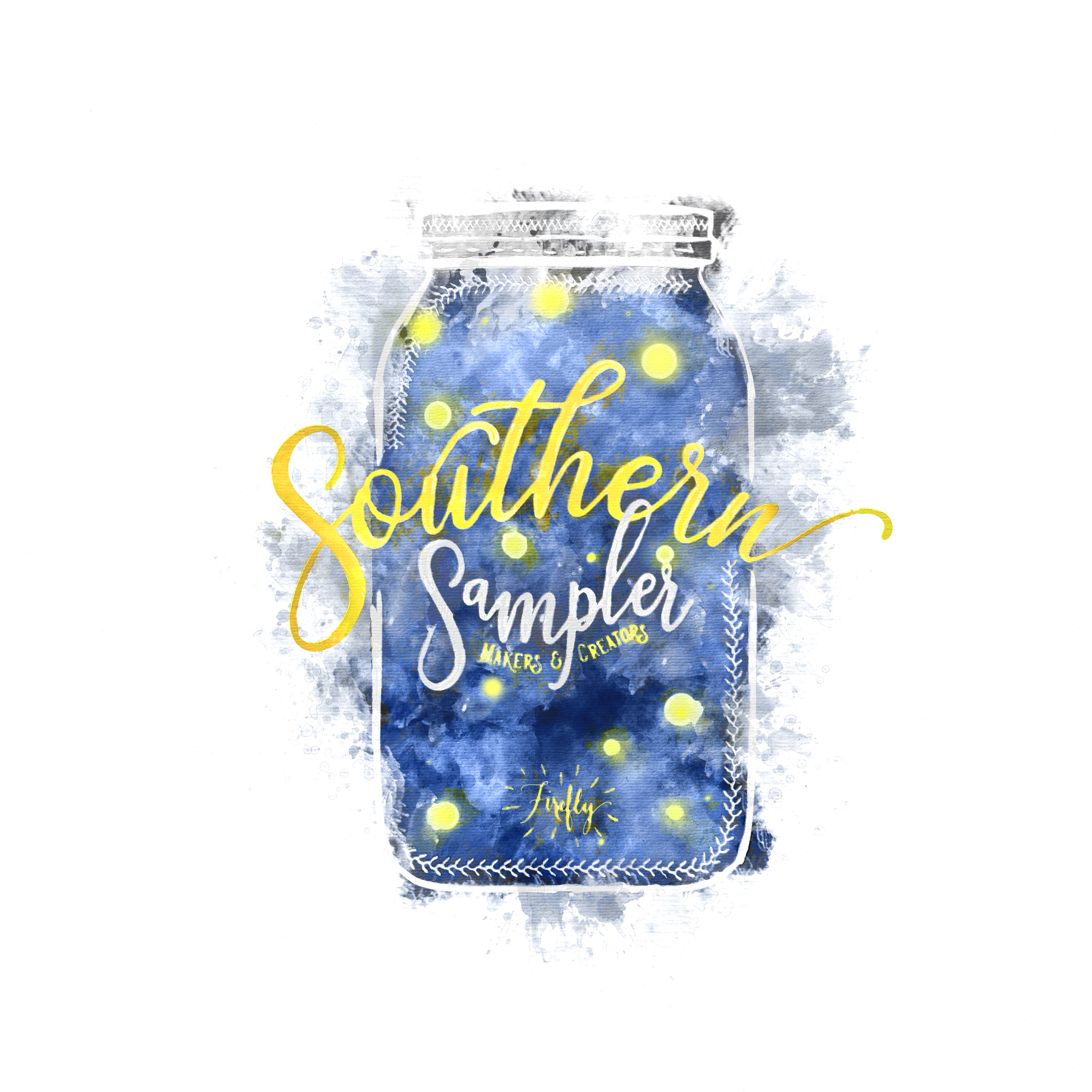 Southern Sampler by Firefly- the best of makers & creators in the South