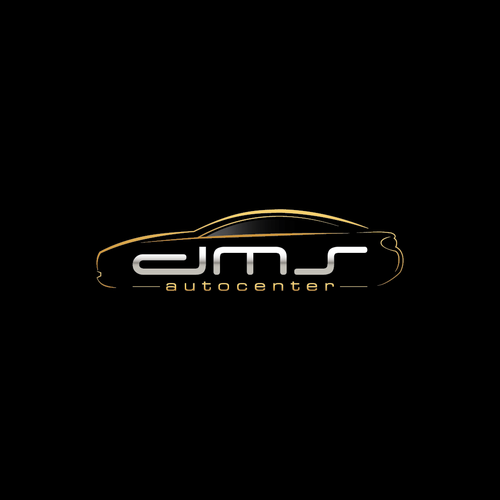 Elegant automotive logo