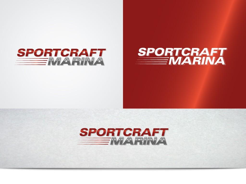 Help Sportcraft Marina with a new logo