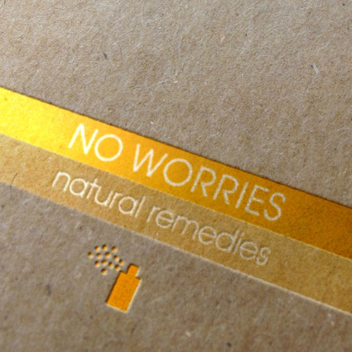 Luxury Logo for Natural Remedies Company Sold in High End Organic Markets
