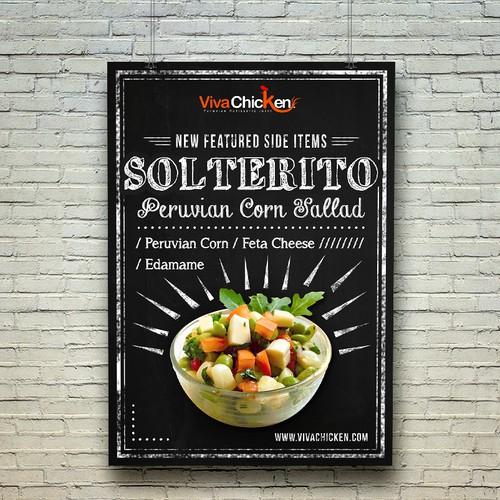 Poster for Viva Chicken