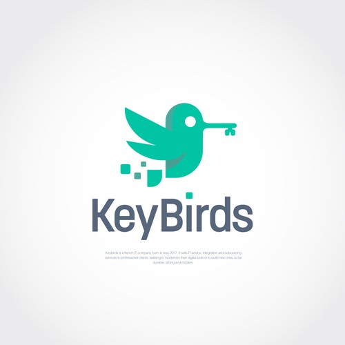 KeyBirds logo