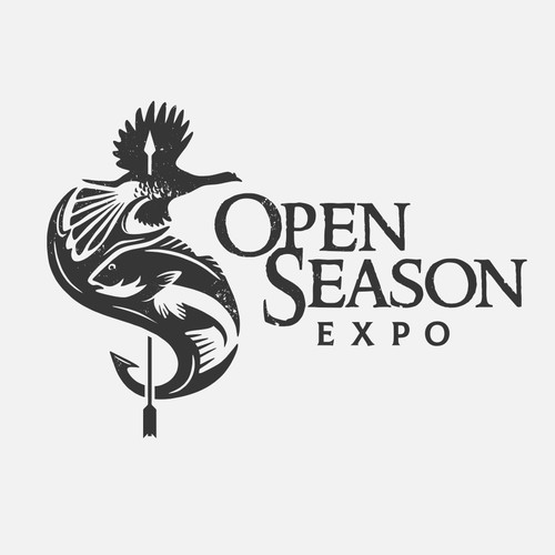 "Logo for ""Open Season Expo"""