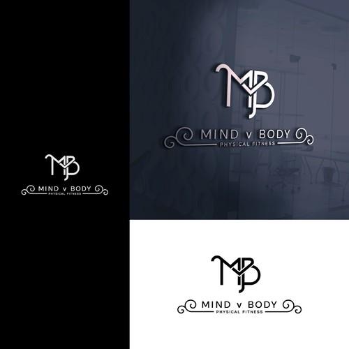 MVB Typography Monogram
