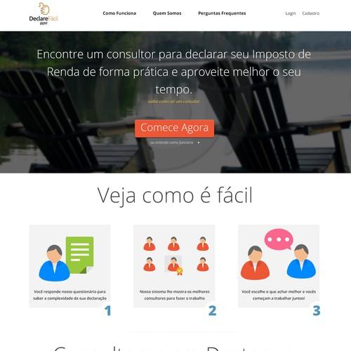 Designs for Tax Declarations e-marketplace - guaranteed prize!