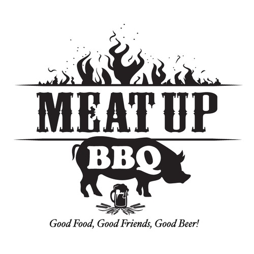 new bbq franchise needs a logo
