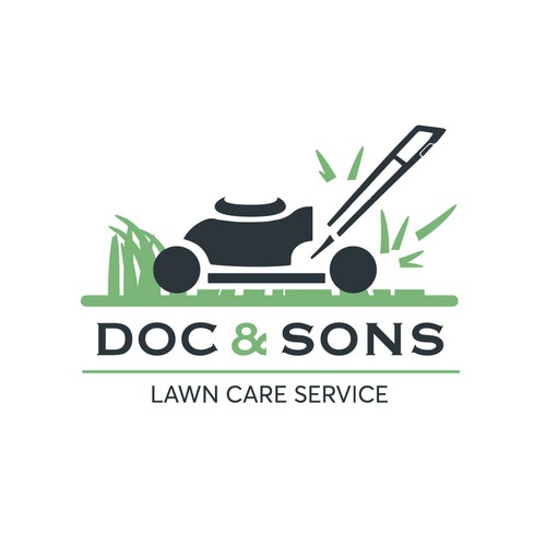 Logo for Lawn Care Service