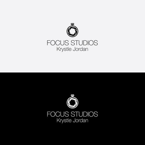 Logo for Focus Studios.