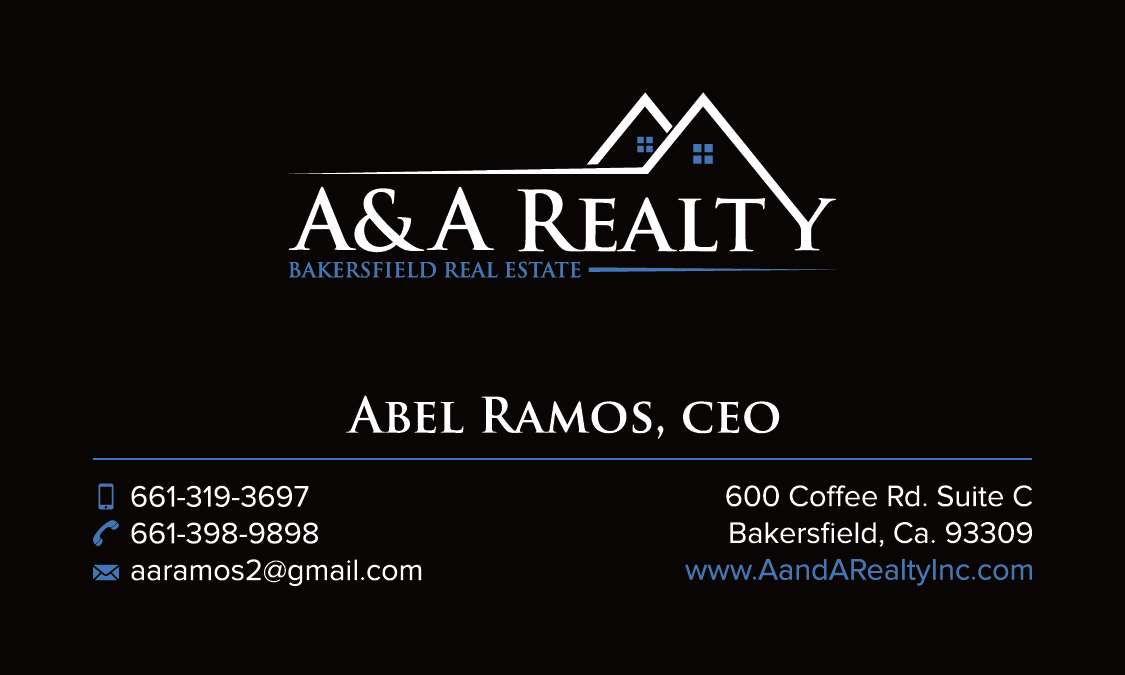 Realtor looking for a Bad A$$ Business Card