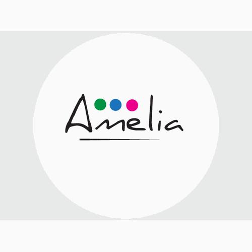 Crear el/la siguiente logo para Amelia