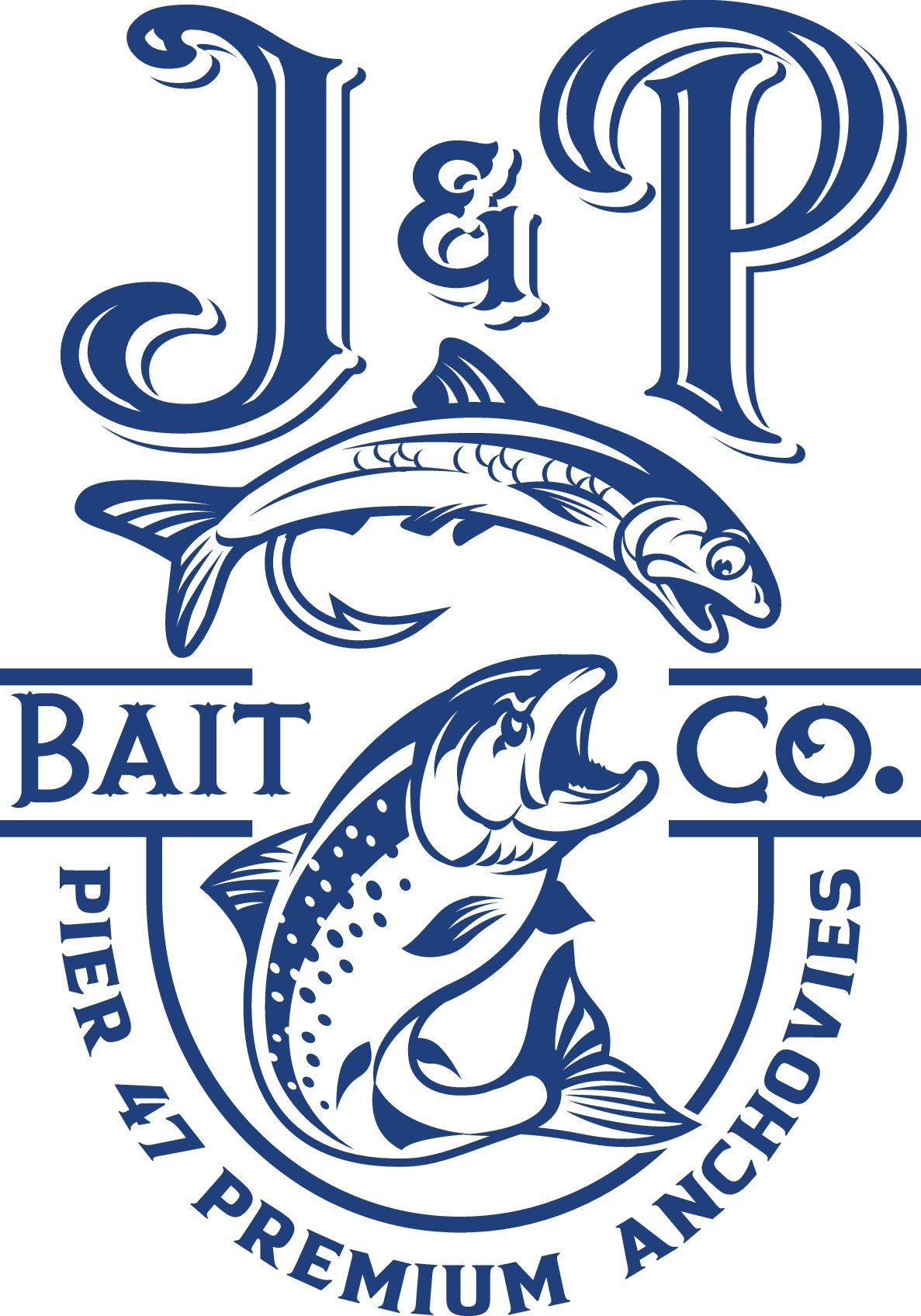 logo needed for fishing bait company based in San Francisco