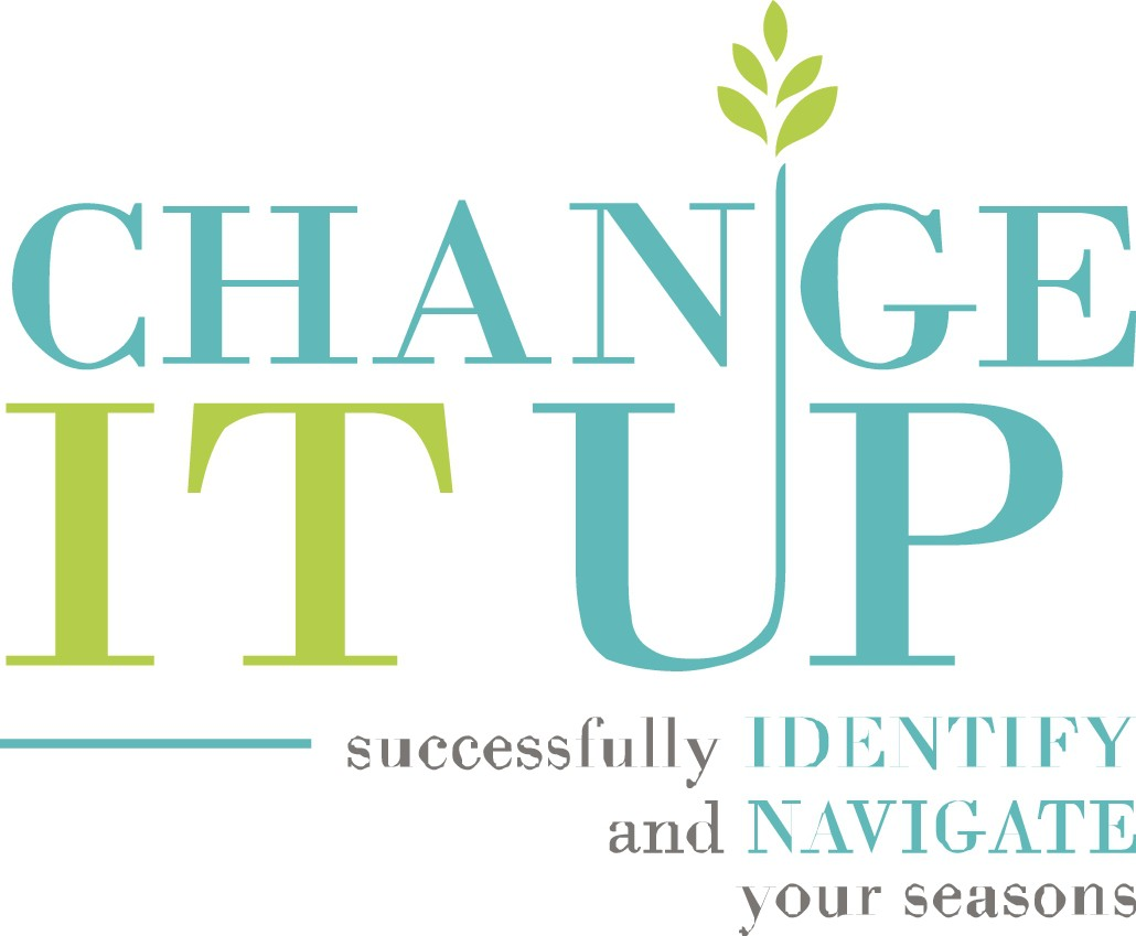 Change It Up with my new conference title!