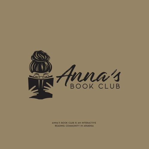 "Concept for ""Anna's Book Club"""