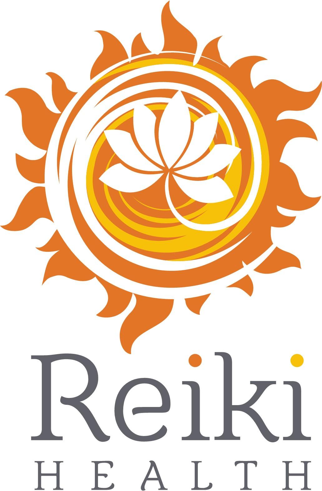 Reiki Health needs an energy infused logo