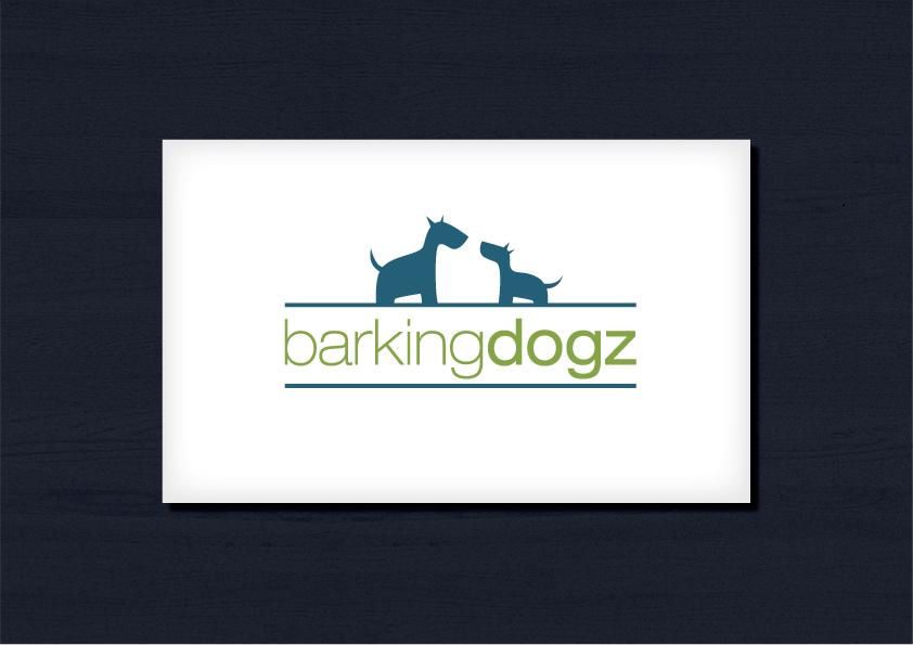 logo for Barking Dogz