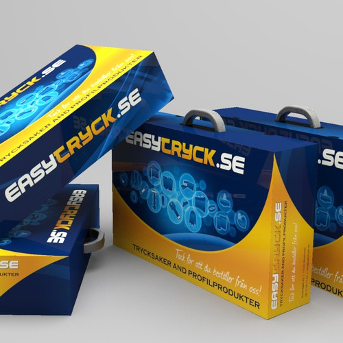 Design for various product cartons