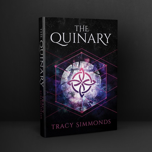 Book cover for THE QUINARY