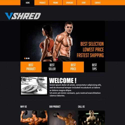 V Shred