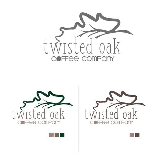 Twisted oak - coffee company