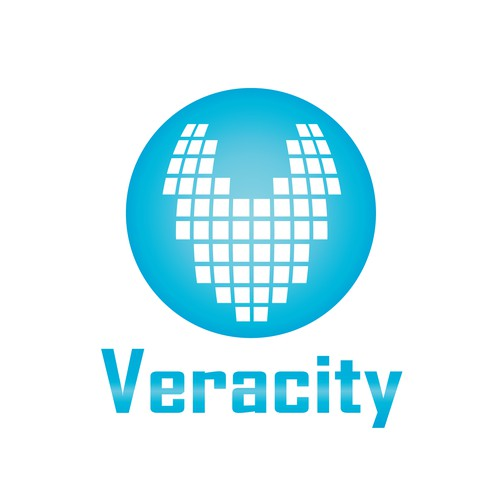 Veracity needs a new clean logo