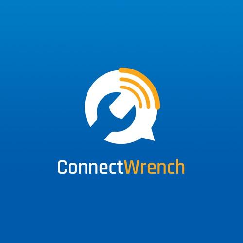 Logo design for a software firm.