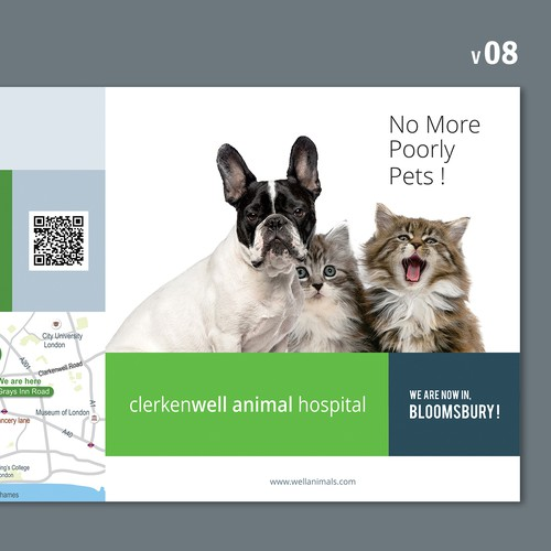Brochure | ClerkenWell Animal Hospital